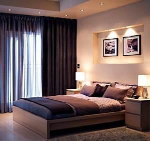 Beleuchtung Für Schlafzimmer : das richtige licht bild 9 living at home ~ Markanthonyermac.com Haus und Dekorationen