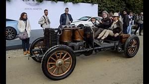 13l 4 Cylinder    De Dietrich Bugatti Type 5 Start Up And Drive