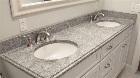 Sink Vanity Top Granite by Bianco Diamante Granite Bathroom Vanity Top
