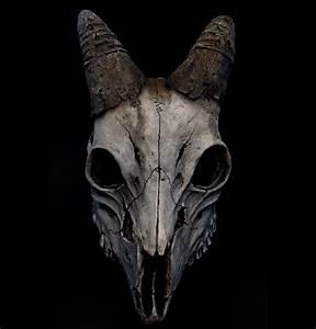 Goat Skull Mask
