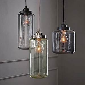 Stylische Lampen : stylische lampen aus gl sern klonblog ~ Pilothousefishingboats.com Haus und Dekorationen