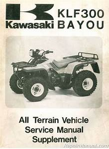 Used 1988 Kawasaki Klf300