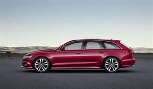 Audi A6 Avant Ambiente : audi updates a6 and a7 for 2017my carscoops ~ Melissatoandfro.com Idées de Décoration