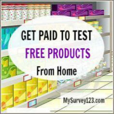 Paid Product Testing From Home by Gifts On Creative Money Gifts Money