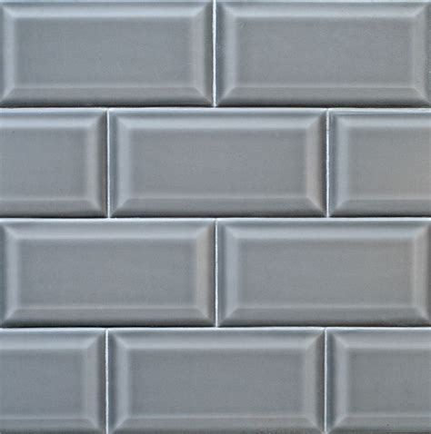 beveled subway tile beveled gray subway tile from arketype us new offering in our catalog 2015 2015 product