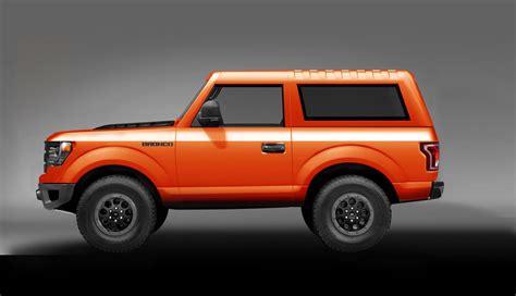 bronco concept   cars