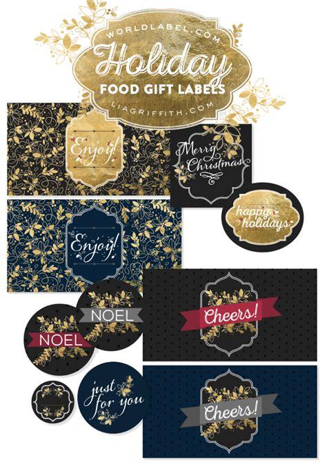 christmas labels worldlabel blog