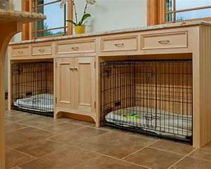 7 ideeen om een saaie hondenbench leuk te maken With two room dog crate