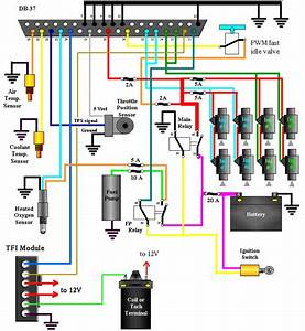 1990 Ford Mustang Fuel Pump Wiring Diagram