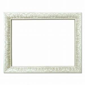 Spiegel Weißer Rahmen : barockrahmen ba1082 wei verziert wei er barocker rahmen ebay ~ Indierocktalk.com Haus und Dekorationen