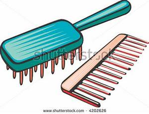 Hair Comb Clipart - Clipart Suggest