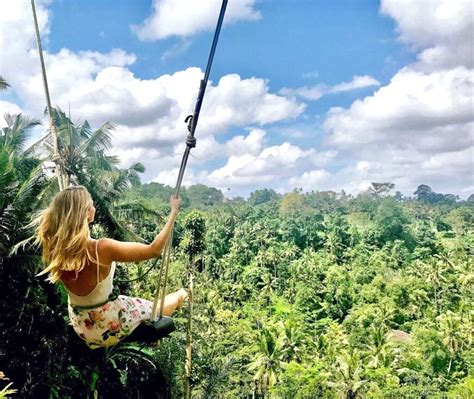 When Was Swing Popular by Best Of Ubud Tour With Jungle Swing Hire Bali Driver