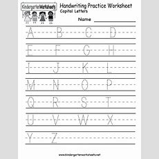 Writing Practice Worksheets Writing Practice Worksheets Kindergarten  Projects To Try