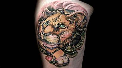 Ink Tattoo Tattoos Lion Artist Tattooed