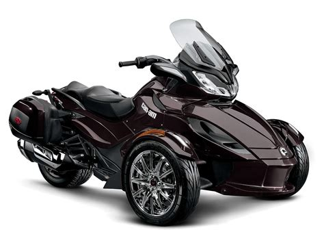 2013 Can-am Spyder St Limited Motorcycle Photos And Specs