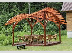Garden Arches and Gazebos DesignShell