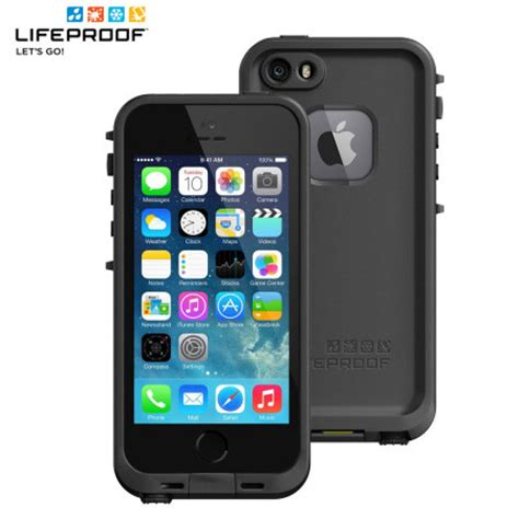 iphone 5s cases lifeproof lifeproof fre for iphone 5s black