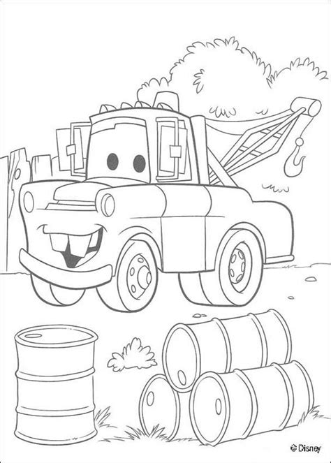 mater chevrolet truck coloring pages hellokidscom