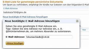 Amazon Per Rechnung Zahlen : dateien per mail an den kindle schicken kindle ~ Themetempest.com Abrechnung