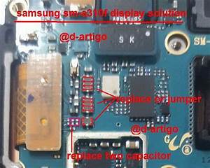 Samsung Galaxy A3 2016 Display Problem Solution