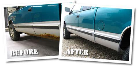 Car Rust Repair Repairing A Rust Hole In A Car  Car From