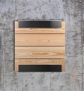Briefkasten Aus Holz : design briefkasten l rchenholz im greenbop online shop kaufen ~ Udekor.club Haus und Dekorationen