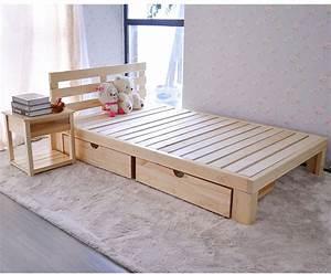 Lit Enfant Double : lit en bois d 39 enfants de double lit de lit unique h h095 lit en bois d 39 enfants de double lit ~ Teatrodelosmanantiales.com Idées de Décoration