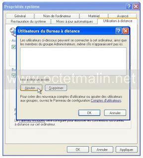 activer le bureau à distance windows 7 utilisation du bureau à distance pour se connecter à un pc