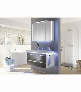 Meuble Salle De Bain Suspendu : meuble suspendu salle de bain balto 92 4 banyo ~ Edinachiropracticcenter.com Idées de Décoration