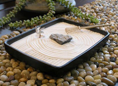 zen sand garden how to make a tiny indoor zen garden