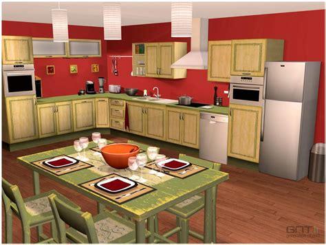 gonthier cuisine et salle de bain cuisine et salle de bains 3d screen 1
