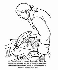 USA-Printables: The US Constitution Coloring Pages ...