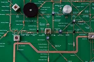 Yuri Suzuki  London Underground Circuit Map Radio
