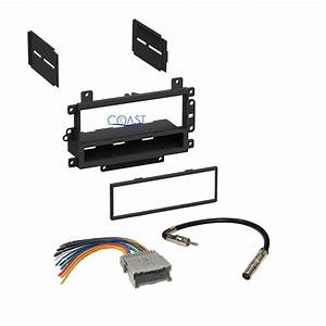 Car Stereo Dash Kit Harness Ant For 2000