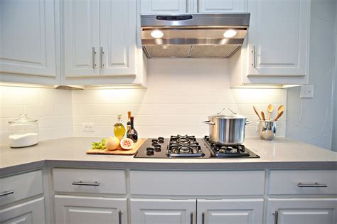 subway backsplash tiles kitchen white kitchen with subway tile backsplash awesome