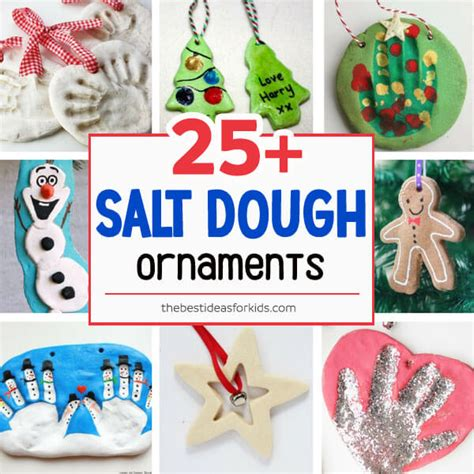 classic salt dough recipe for christmas ornaments 25 salt dough ornaments for the best ideas for