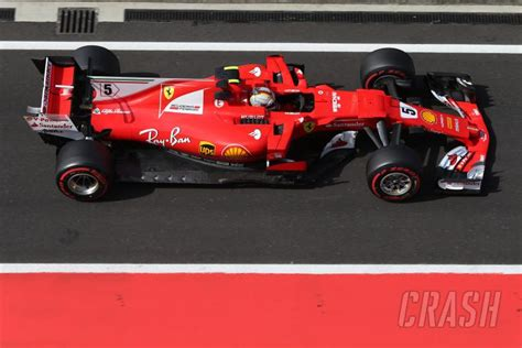 F1 Vettel Fastest As Kubica, Norris Star On Day Two In