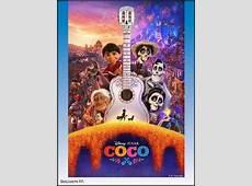 Spring Break Family Movie COCO PG March 13, 2018