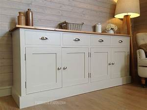 Solid Pine Sideboards Solid Pine 6ft Sideboard Farmhouse