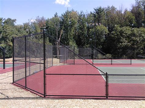 tennis court paving basketball court paving kreider