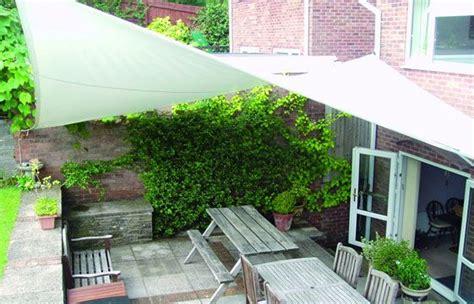 Garden Shade Canopy by Best 25 Garden Sail Ideas On Sail Shade