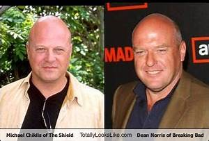 Michael Chiklis Of The Shield Totally Looks Like Dean