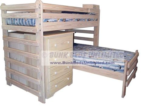 L Shaped Bunk Bed Plans by Woodworking Plans For L Shaped Bunk Beds