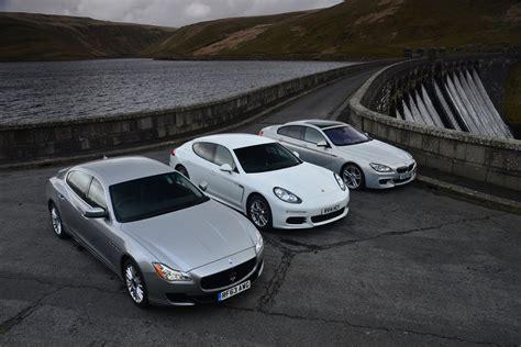Maserati Quattroporte Vs Bmw 6 Series Gran Coupe Vs
