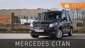 Mercedes Citan Tourer : mercedes benz citan tourer 112 at 2016 test pl project automotive youtube ~ Medecine-chirurgie-esthetiques.com Avis de Voitures