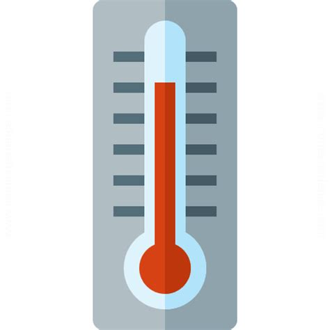what does a thermometer icon in the weather channel iconexperience 187 g collection 187 thermometer icon