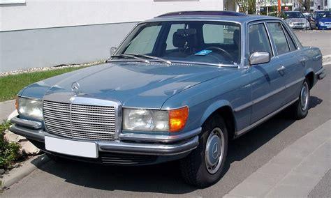 Mercedes-benz Baureihe 116
