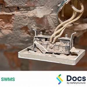 Electrical Demolition Swms