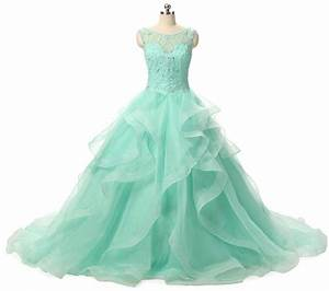 aliexpresscom buy mint green wedding dresses handmade With mint green dresses for wedding