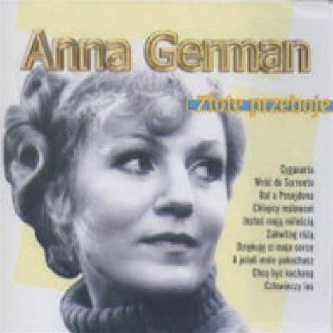 anna german utwory anna german polska muzyka chanson cd shop pigasus